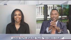 Judge Faith Jenkins talks Divorce Court