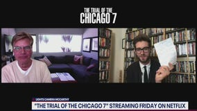 Aaron Sorkin talks The Trial of The Chicago 7
