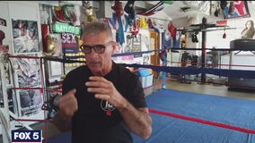 Old School Boxing owner Buddy Harrison talks about stopping a shooter