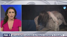 No haunted houses in Prince George's County