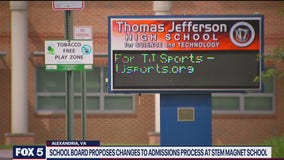 School board expresses support for changes to part of Thomas Jefferson High's admissions process