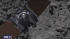 Prince George's County scientists help land spacecraft on an asteroid