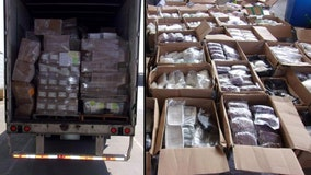 Border patrol agent's hunch pays off in second-largest methamphetamine bust ever