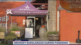 Montgomery County brewery break-in will cost business thousands