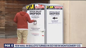 Montgomery County elections officials urge residents to vote by mail sooner rather than later