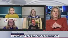 Parents Panel: Navigating back-to-school challenges
