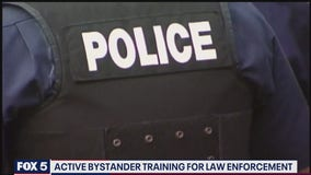 Active bystander training for law enforcement
