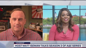 Host Matt Iseman talks new season of Live Rescue