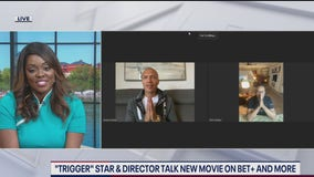 'Hot Felon' Jeremy Meeks talks new movie on BET+