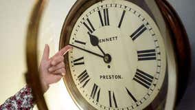 Get ready to 'fall back' this weekend as Daylight Saving Time ends