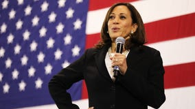 Vice President Harris moves into Number One Naval Observatory Circle