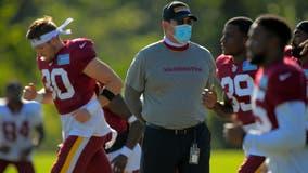 Washington head coach Ron Rivera on verge of final cancer treatment