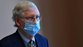 Coronavirus relief talks crawl ahead; McConnell is resistant