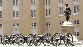Virginia Military Institute to remove statue of Confederate Gen. Stonewall Jackson