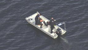 Search continues for missing paddle boarder in Loudoun County