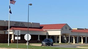 Loudoun County sheriff's deputies catch man breaking into school with a hammer