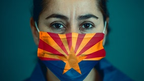 Report: Arizona COVID-19 cases fell 75% after mask mandates