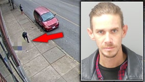 Man accused of stealing cellphone from dying woman who collapsed while jogging