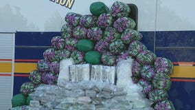 DEA announces biggest meth bust in U.S. history in Southern California