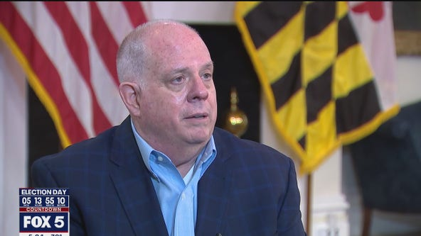 Gov. Larry Hogan urges Marylanders to remain vigilant in face of rising COVID-19 cases across US