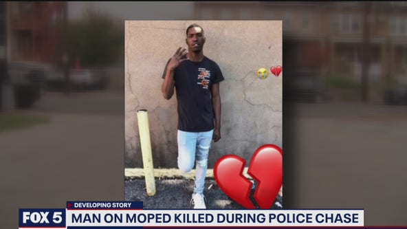 Community demands answers in DC after Friday MPD moped pursuit turns fatal