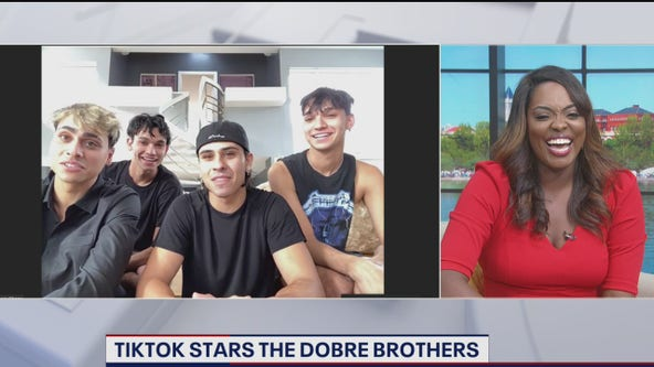 The Dobre Brothers chat on FOX 5