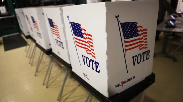 Maryland early voting begins Monday
