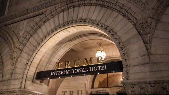 Officials raising concerns over Trump campaign election night party at DC hotel