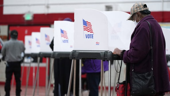Maryland breaks record for early voting on first day