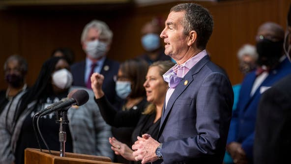 Virginia state workers must be vaccinated or get tested weekly, Northam says