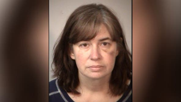 Virginia woman who poured gasoline on husband, set him on fire sentenced for murder