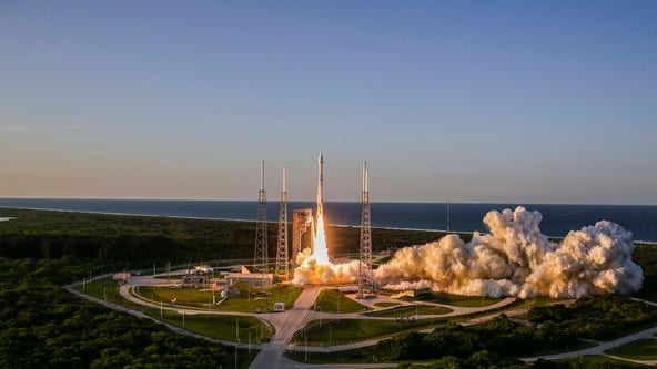 Prince George's County scientists help NASA spacecraft land on asteroid Bennu
