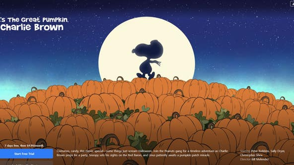 'It's the Great Pumpkin, Charlie Brown' to skip TV broadcast for first time in half a century