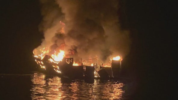 Watchman could have saved lives in 'Conception' boat fire that killed 34, investigators say