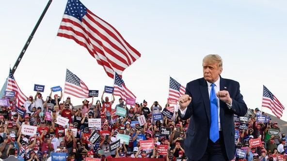 Trump dances to YMCA at rallies, inspires TikTok trend