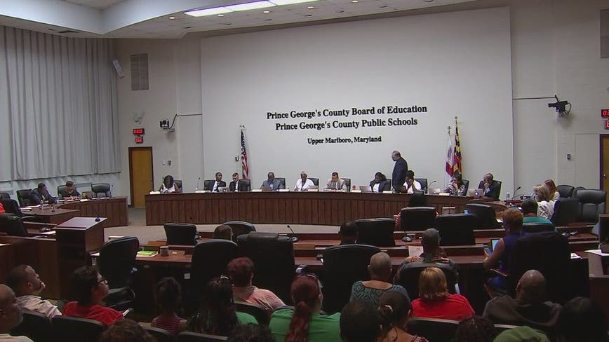 Questions arise over influence on Prince George's County school construction vote