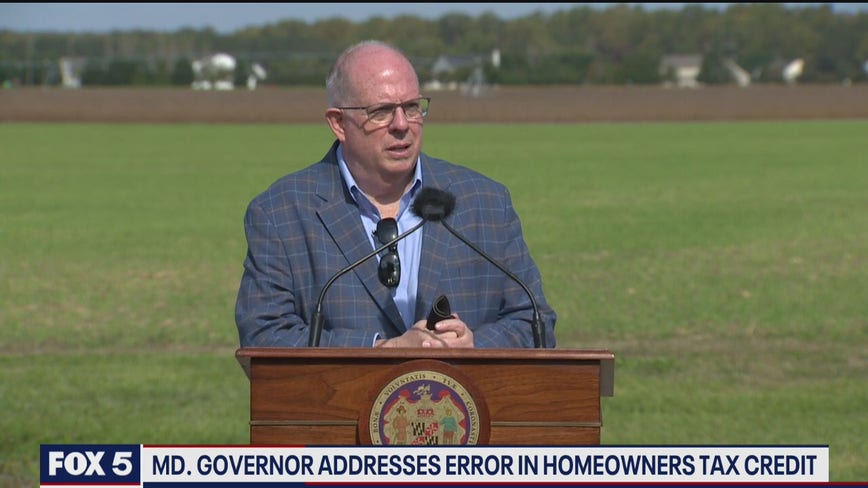 'I just saw the report over the weekend,' Hogan on FOX 5 exclusive: Md. taxpayers shortchanged millions