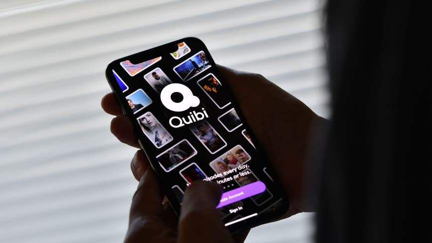 Quibi is shutting down, citing low subscriptions amid COVID-19 pandemic