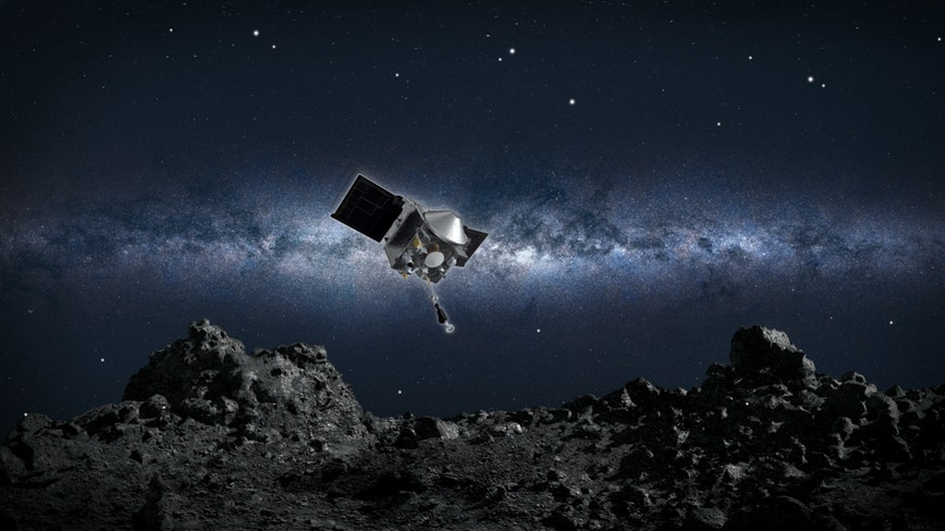 NASA mission touches down on asteroid Bennu: Here's what you need to know