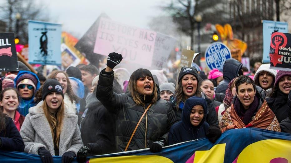 Women's March - January 2020