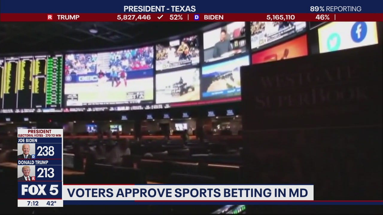 Sports personality betting 2021 electoral votes new betting sites australia time