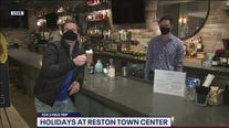 Tasty treats at Holidays at Reston Town Center