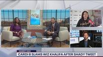 Celebrity Dish: Meghan Markel opens up; Cardi B slams Wiz Khalifa