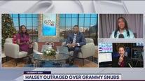 Celebrity Dish: Grammy snubs; Drake to play Obama?