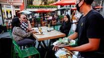 PAY IT FORWARD: Helping restaurants amid pandemic