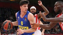 Wizards select Israeli player Deni Avdija with the 9th pick in the 2020 NBA Draft
