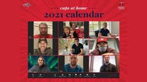 2021 'Caps at Home Calendar' features players in quarantine to benefit charity