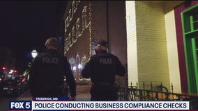 Police in Maryland conducting business compliance checks as coronavirus cases surge