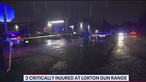 2 men sustain 'life-threatening' injuries after Fairfax County shooting range incident