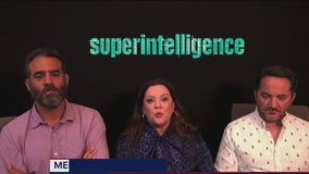 FOX 5's Kevin McCarthy talks to the stars of Superintelligence